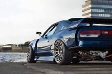 !!SALE!! KOGUCHI Rear Overfenders style +70mm fit Nissan 200sx 180sx 240sx S13