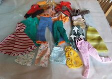 1970s/80s COLLECTION OF HANDMADE SINDY CLOTHES