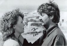 Shirley Valentine movie photo signed by Tom Conti
