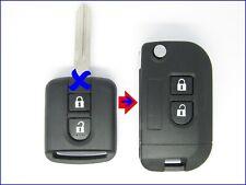 New conversion remote  key fob for Nissan Micra Qashqai Patrol Note NV200