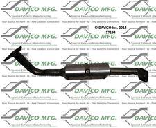 Catalytic Converter-Exact-Fit Left,Right Davico Exc CA 17194