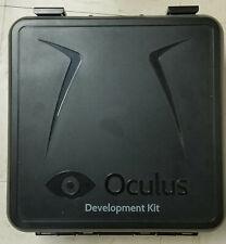 Oculus Rift DK1 Development Kit 1 COMPLETE IN BOX USED WORKING ORIGINAL CASE