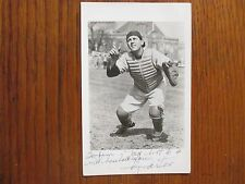 ROY  PARTEE   Boston  Red Sox/Browns Signed Black and White Photo(Died in -2000)