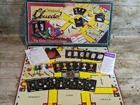 CLUEDO Original Detective Board Game - Waddingtons Vintage 1995 Complete