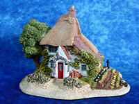 LILLIPUT LANE Gardeners Cottage - Collector's Club 1991/92 - Model / Ornament