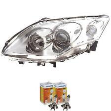 Scheinwerfer rechts für Renault LAGUNA III BT0/1 10.07- H7/H7 inkl. PHILIPS 6V7