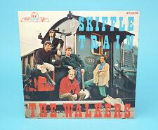 THE WALKERS SKIFFLE TRAIN 1970 VINYL LP KILLROY KF 8084 NL HOLLAND