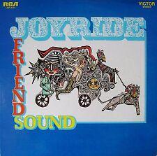 FRIENDSOUND Joyride RCA Psych-Musique Concrete Sealed Vinyl Record LP