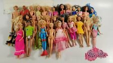 9+ Lb Bulk Lot of Loose, Mattel Barbie & Similar Modern Fashion Dolls - Lot