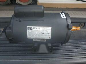 WEG 3/4 Hp Hypro Pump Motor 10488049 HYPRO-25061/14012SHU