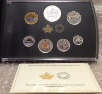 2019 Half-Dollar CoatArms 50Cent Proof Silver Coin Canada Classic from D-Day Set