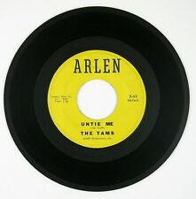 TAMS Untie Me/Disillusioned 7IN 1962 NORTHERN SOUL VG++
