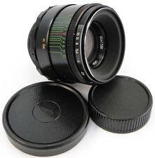 MMZ-LOMO HELIOS 44-2 2/58 Russian Lens Sony Alpha AF Mount A850 A700 A580 A560