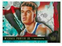 2018-19 Panini Court Kings MICHAEL PORTER JR. Acetate Rookie Insert Nuggets #23