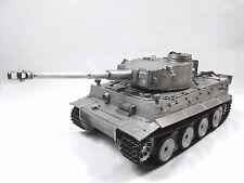 Complete Metal 1/16 Mato Tiger I KIT Version BB Pellet RC Tank Metal Color 1220