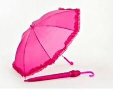 NEW 4 Little Ducks Baby Umbrella Kids Toddler Childs Pink Girls Rain Pop Up