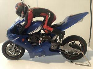 (REFURBISHED) Thunder Tiger FM1n Ducati Nitro (RARE)