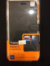Brand New! Spigen Wallet S For Galaxy S6/ Black