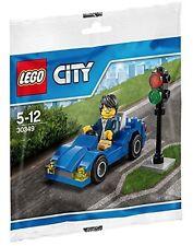 Lego 30349 Coche Deportivo Azul
