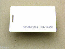 RFID Karten 2mm , EM4102 Unique, RFID Card (K608-C Uni)