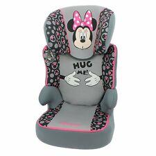 BEFIX Sitzerhöhung Disney 7 Charaktere Disney Minnie gr 2/3
