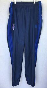 Olympiacos Football Club Adidas Rain Wind Soccer Pants Cover Up Mens XL
