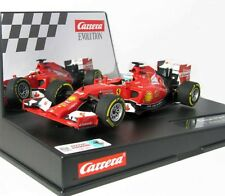 Carrera 27496 Ferrari F14 T Fernando Alonso Evolution Analog Slot Car 1/32