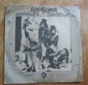 45 TOURS ALICE COOPER SCHOOL'S OUT