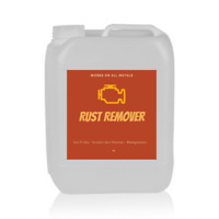 Rust Remover Cleaning Fluid For Use On Metals Removes Rust, Oxide & Scale 250ml