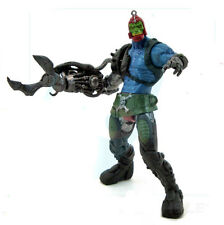 """MASTERS of the UNIVERSE Motu TRAPJAW 6"""" toy action figure, he man heman"""