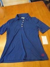 Womens Lizzie Driver Golf Shirt, Nwt, M