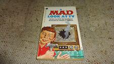 VINTAGE MAD COMIC BOOK DIGEST PAPERBACK WARNER JULY 1974