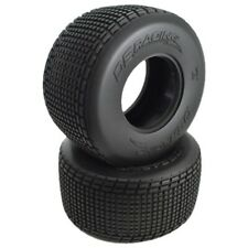 DE Racing DER-OSF1-D4 Outlaw Sprint Front Tires / D40 Compound / With Inserts