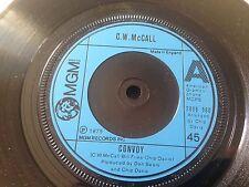 1975 MGM 2006 560 C.W. MCCALL CONVOY / LONG LONESOME ROAD A1/B1 N/MINT