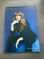 Florence and the Machine Tour Programme