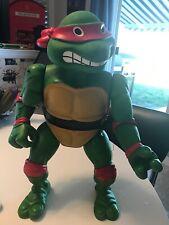1992 14 inch GIANT MOVIE STAR RAPHAEL Teenage Mutant Ninja Turtles playmates