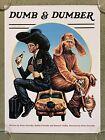 Dumb And Dumber Jim Carrey Jeff Daniels Art Print Movie Poster Mondo Zeb Love