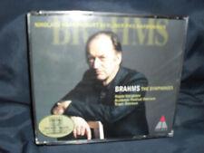 Brahms – The Symphonies -Harnoncourt / Berliner Philharmoniker -3CD-Box