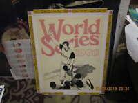 1960 World Series Bill Mazeroski Pittsburgh Pirates Iron City Beer display bxa
