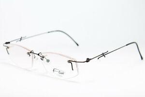 HARRY'S by FLAIR 103-47 Original Brille Eyeglasses Rimless Randlos TITAN Leicht