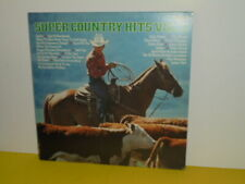 LP - SUPER COUNTRY HITS VOL. 2 - DOLLY PARTON, DON GIBSON, CHET ATKINS...