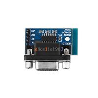 2PCS MAX3232 RS232 To TTL Converter Module COM Serial Port Board max232