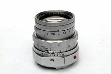 Leica Summicron-M 50mm f/2 DR Manual Focus Lens