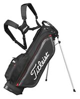 Titleist Golf CBS76-BK Stand Caddie bag Black 7.5x46 Mens