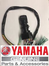 New Genuine Yamaha Outboard Engine Key Ignition Switch / Remote Control Box 703