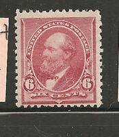USA  #224   F- VF-NH SC. Value $200.00 Very Clean-Nice Stamp!!!!!!