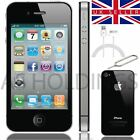 APPLE iPHONE 4 16GB BLACK UNLOCKED SIM FREE WORLDWIDE SMARTPHONE NEXT DAY!
