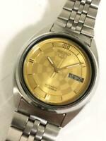 Seiko 5 Automatic 7009-3181 Day/Date Vintage Men's Watch wl18384