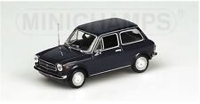Autobianchi A112 - 1974 - Dark blue - Minichamps