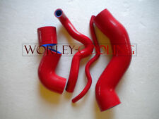 VW Golf/JETTA/BORA GTI MK4 A4 PQ34 1.8T TURBO HOSE KIT RED